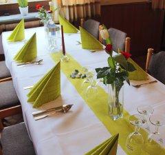 Feier im Gasthof in Bestwig