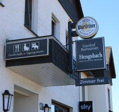 In Bestwig an der B7 liegt der Gasthof Hengsbach.