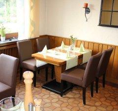 Restaurant im Gasthof Hengsbach in Bestwig