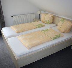 Übernachtung in renovierten Zimmern im Gasthof Hengsbach in Bestwig im Hochsauerland